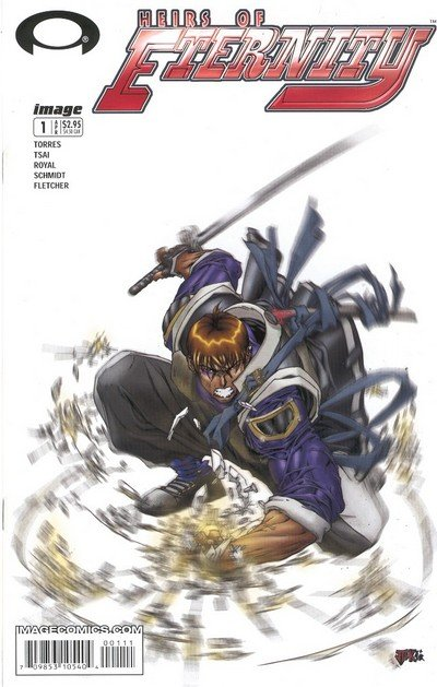 Heirs Of Eternity #1 – 5 (2003)
