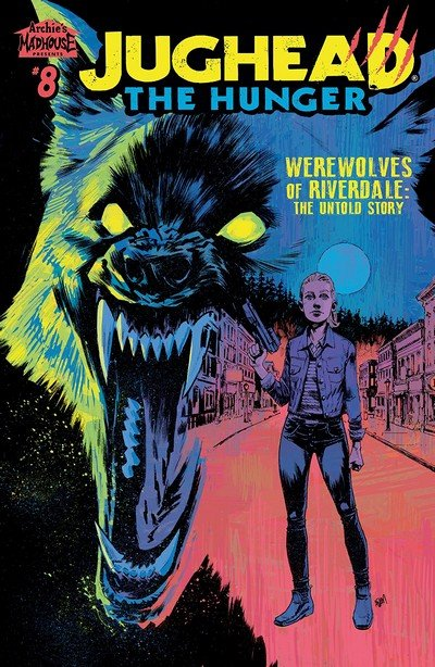 Jughead – The Hunger #8 (2018)