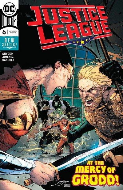 Justice League #6 (2018)