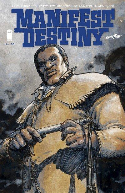 Manifest Destiny #36 (2018)
