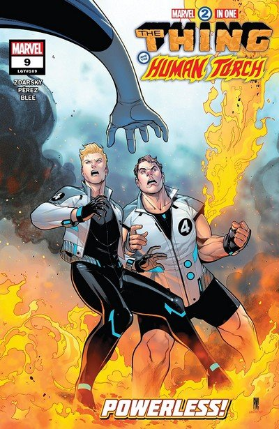 Marvel Two-In-One #9 (2018)