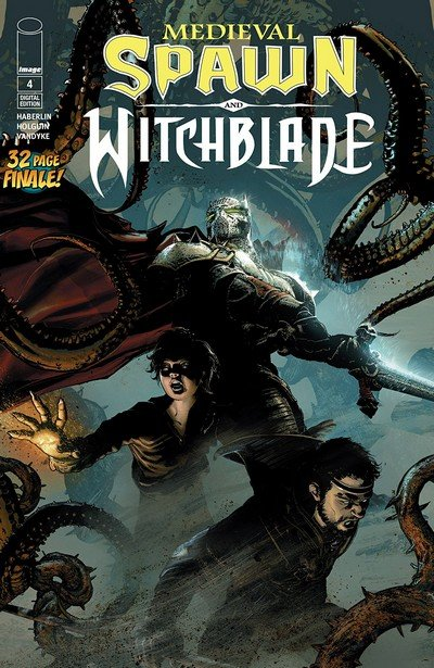 Medieval Spawn & Witchblade #4 (2018)