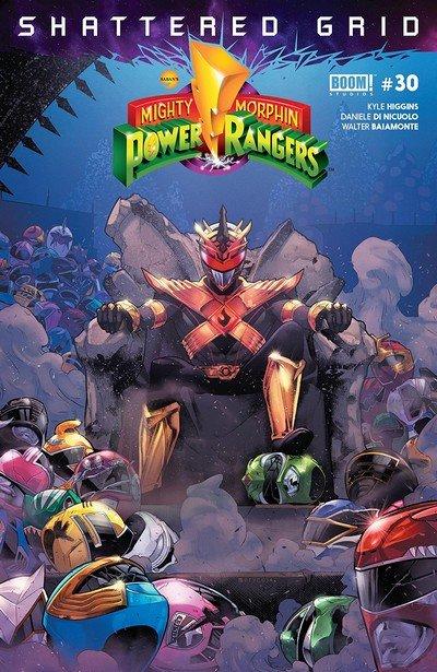 Mighty Morphin Power Rangers #30 (2018)