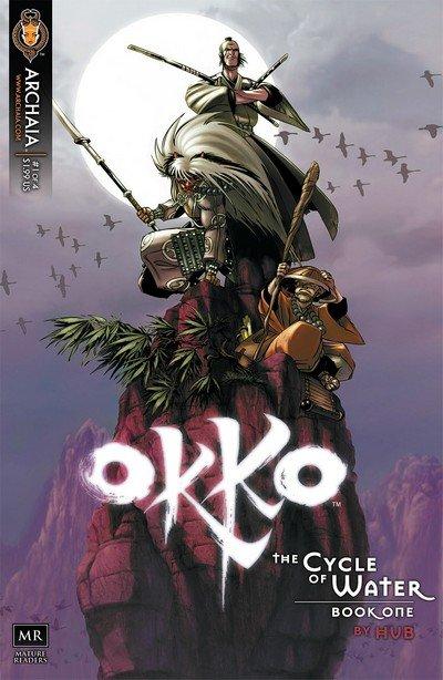 Okko Vol. 1 – 4 + TPB (2007-2014)