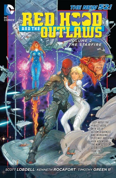 Red Hood and the Outlaws Vol. 2 – The Starfire (TPB) (2013)