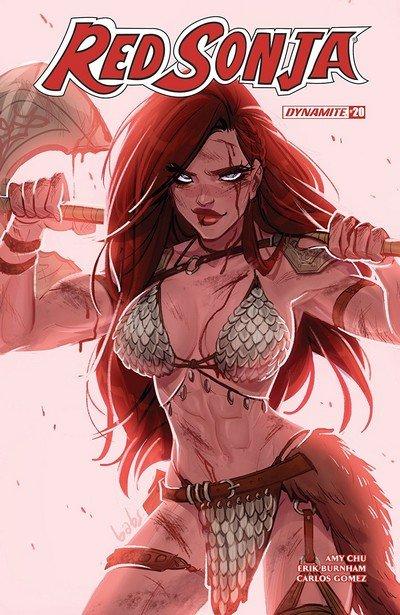 Red Sonja Vol. 4 #20 (2018)