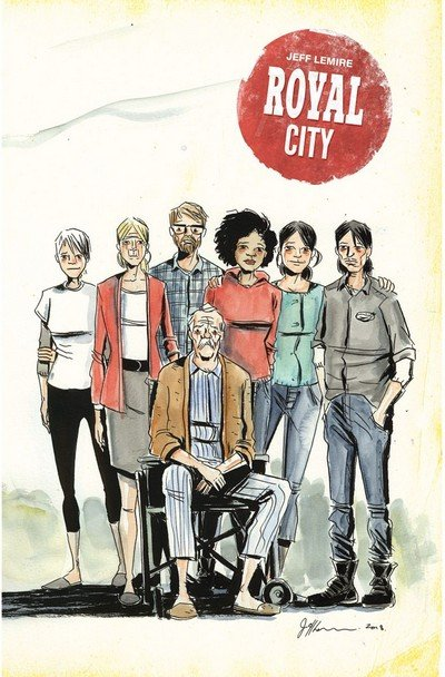 Royal City #14 (2018)