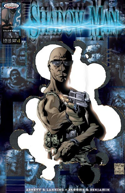 Shadowman #1 – 6 (1999)