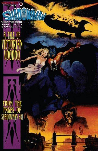 Shadowman Yearbook #1 (1994)