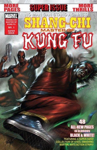 Shang-Chi – Master of Kung Fu (2009)