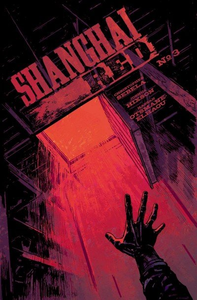Shanghai Red #3 (2018)