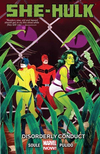 She-Hulk Vol. 2 – Disorderly Conduct (TPB) (2014)