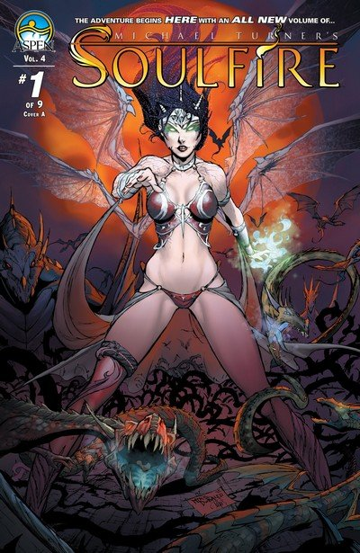 Soulfire Vol. 1 – 6 + TPBs + Extras (Collection) (2011-2017)