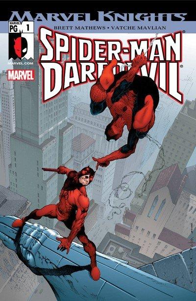 Spider-Man – Daredevil #1 (2002) (One-Shot)