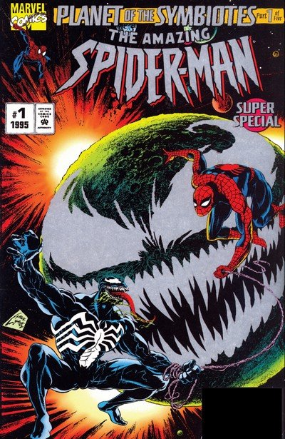 Planet of the Symbiotes (Story Arc) (1995)