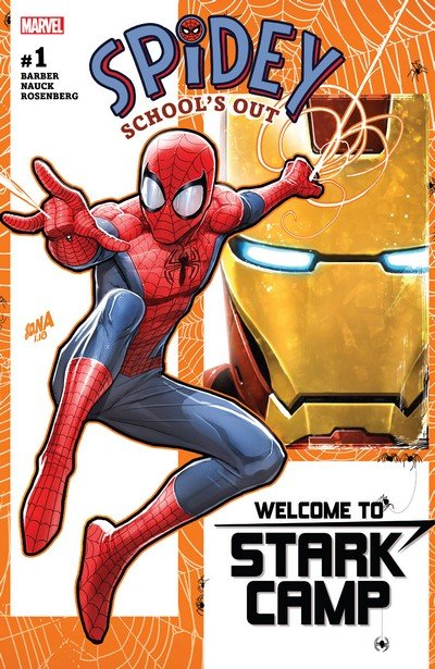 Spidey – School's Out #1 – 6 (2018)