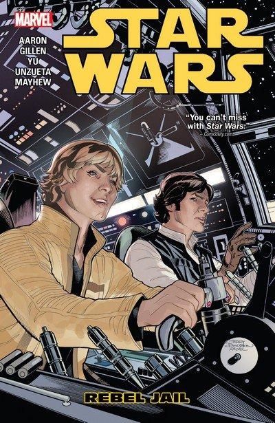 Star Wars Vol. 3 – Rebel Jail (TPB) (2016)