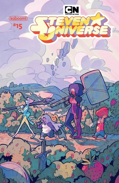 Steven Universe Ongoing #15 (2018)