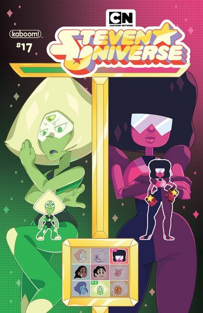 Steven Universe Ongoing #17 (2018)