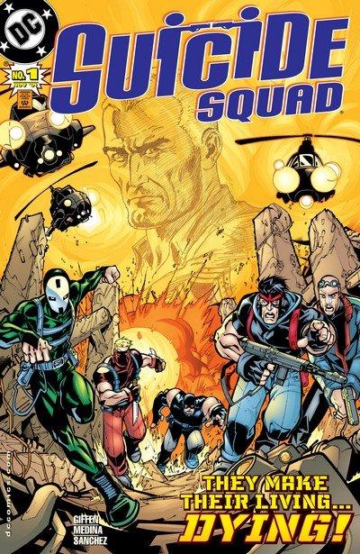 Suicide Squad Vol. 2 #1 – 12 (2002)