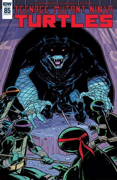 Teenage Mutant Ninja Turtles #85 (2018)