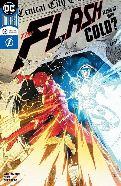 The Flash #52 (2018)