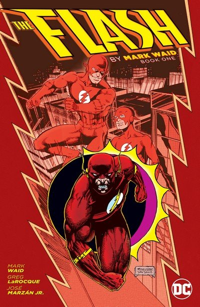 The Flash by Mark Waid Book 1 – 7 (2016-2020)