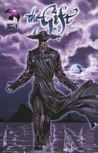 The Gift #1 – 14 (2003-2005)