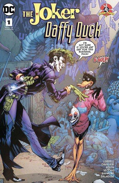 The Joker – Daffy Duck Special #1 (2018)