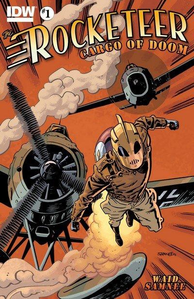 The Rocketeer – Cargo of Doom #1 – 4 + TPB (2012)
