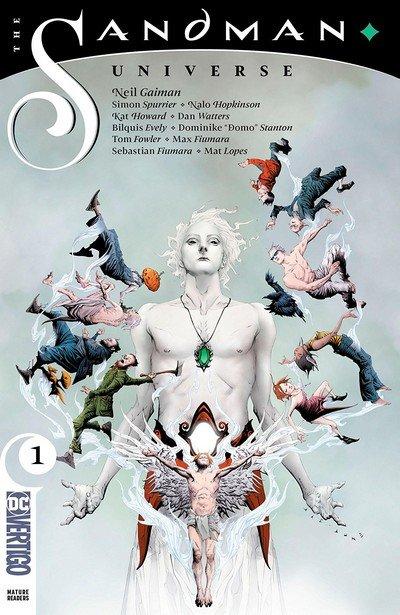 The Sandman Universe #1 (2018)