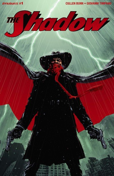 The Shadow #0 – 5 + 100 (2014-2015)