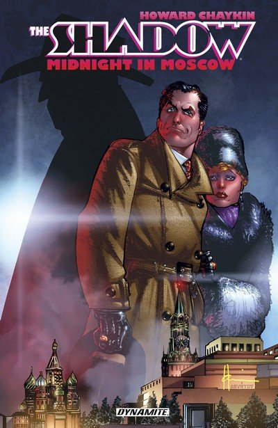The Shadow – Midnight in Moscow #1 – 6 + TPB (2014)