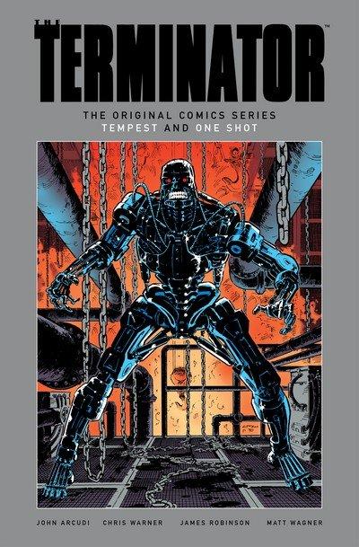 The Terminator – The Original Comics Series – Tempest and One-Shot (2017)