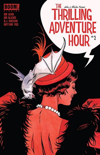 The Thrilling Adventure Hour #2 (2018)