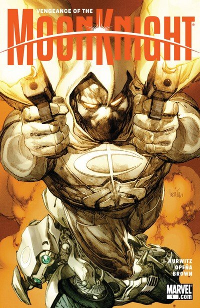 Vengeance of the Moon Knight #1 – 10 + TPBs (2009-2016)
