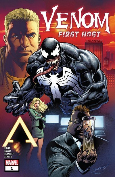 Venom - First Host #1 (2018)