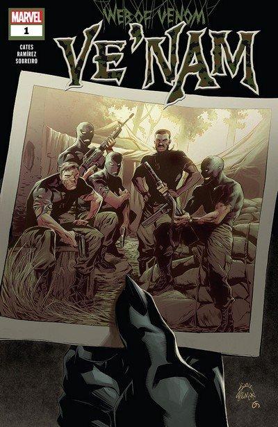 Web Of Venom - Ve'Nam #1 (2018)