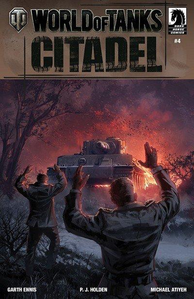 World of Tanks – Citadel #4 (2018)