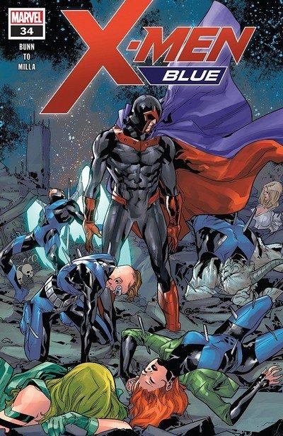 X-Men Blue #34 (2018)