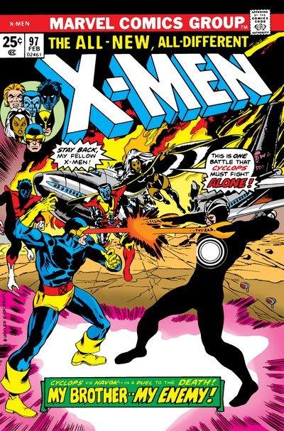 X-Men – Dark Phoenix Saga (Story Arc) (1976-1981)