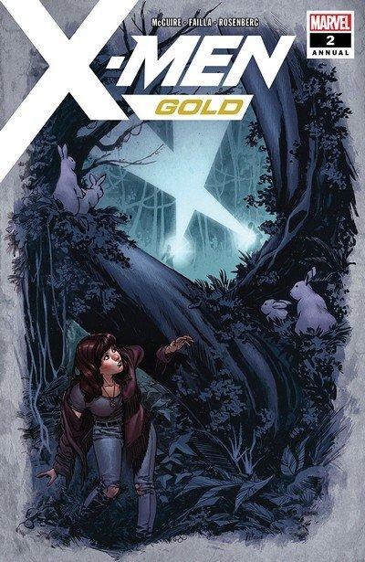 X-Men Gold Annual #2 (2018)