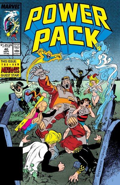 X-Men – Inferno (Story Arc) (1988-1989)