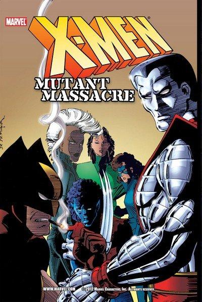 X-Men – Mutant Massacre (TPB) (2010)