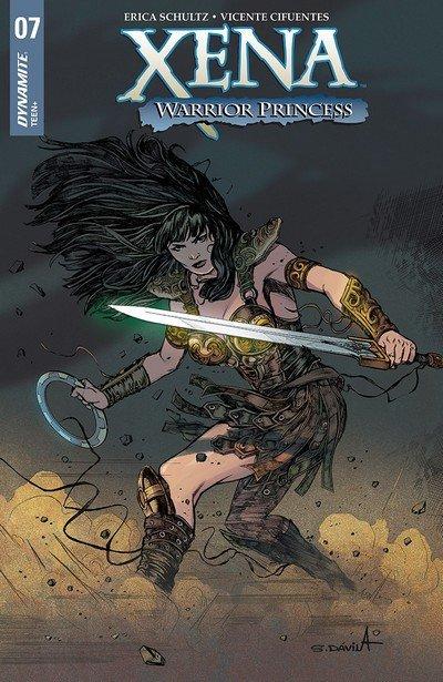 Xena – Warrior Princess Vol. 4 #7 (2018)