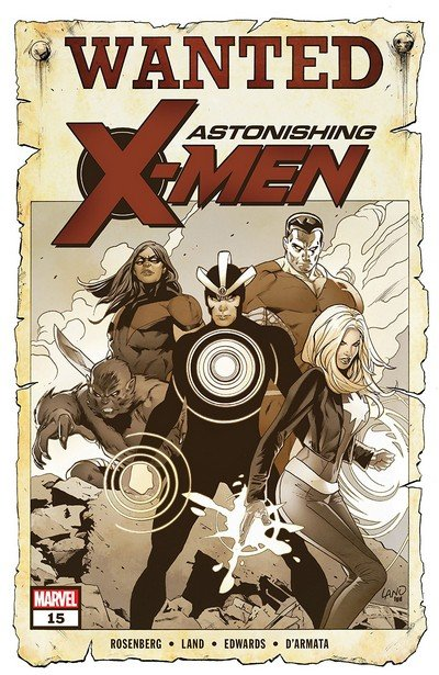 Astonishing X-Men #15 (2018)