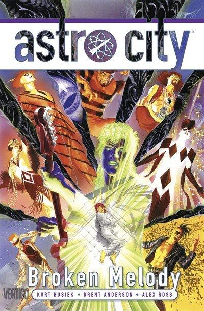 Astro City Vol. 16 – Broken Melody (TPB) (2018)