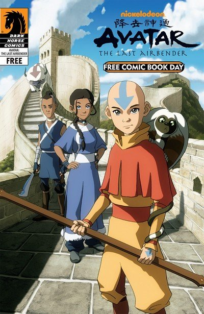 Avatar - The Last Airbender Archives – GetComics