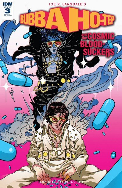Bubba Ho-Tep And The Cosmic Blood-Suckers #3 (2018)