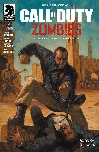 Call Of Duty – Zombies 2 #1 (2018)